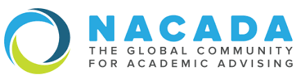 The official logo for NACADA: The Global Community for Academic Advising